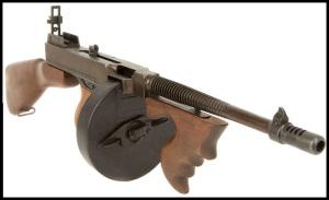 Subfusil Thompson versión M1928A1