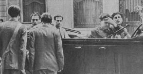 ESPAÑA: En España el Thompson no fue decisivo, solo la Generalitat Catalana compró algunos para sus Mosos D´Esquadra y guardaespaldas. Tras la guerra cayeron en manos de guerrilleros pro-republicanos.