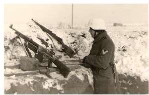 El ejército alemán capturó estas versiones tras la invasión de Polonia en 1939.