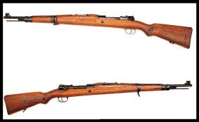 Fusil Mauser M1943, copia del fusil checo Vz-24-