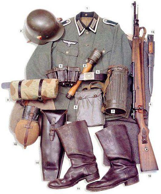 east german luger