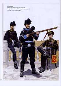 Ejercito aleman 1870-71 (I)