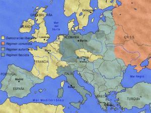 Europa En 1939
