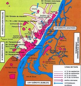 mapa de operaciones