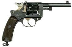 Revolver MAS 1892