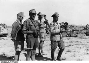 Nordafrika, Rommel bei El Alamein