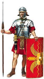 90ceb572e Equipamiento del Ejercito Romano | Historia Bélica