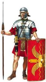 Soldado Romano Imperial