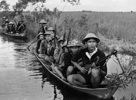 Resumen La Guerra De Vietnam 1959 1975 Historia B Lica