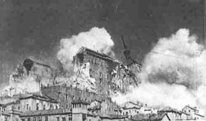 AlcazarToledo.Explosion mina 2