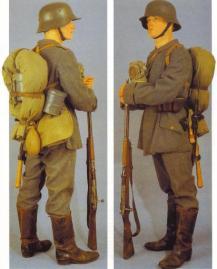 Aleman 1916-1918