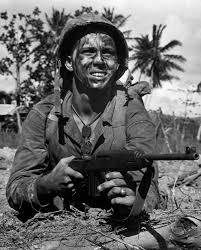 Carabina M1 en la WW2
