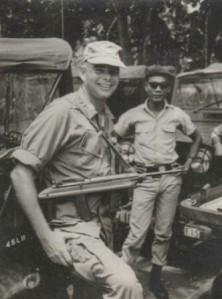 Carabina M2 Vietam