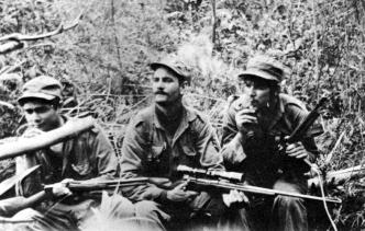 El Che en Sierra Maestra