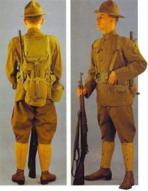 Estadounidense 1917