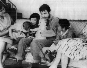 Familia del Che
