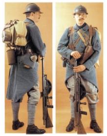Frances 1915-1918