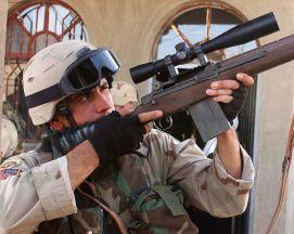 Francotirador estadounidense
