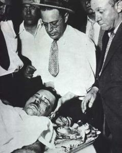 Muerte de Dillinger