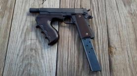 Pistola utilizada por Dillenger (replica)