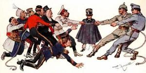 Uniformes de la Primera Guerra Mundial (1914-1918)