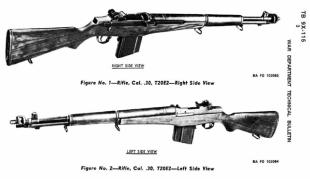 Prototipos de M14