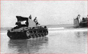 Tanque M24 Chaffe español