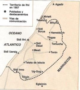 territorio-de-ifni-en-1957