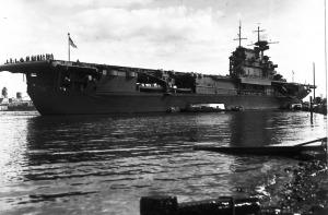 Portaaviones USS Interprise.