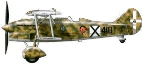 Fiat Cr.32 Chirri
