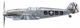 Messercchsmitt Bf109 B