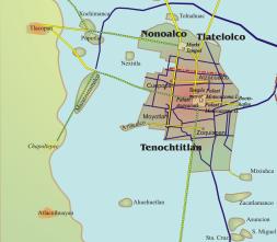 Tenochtitlan-Tacubaya