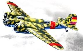 Tupolev SB Katiuska