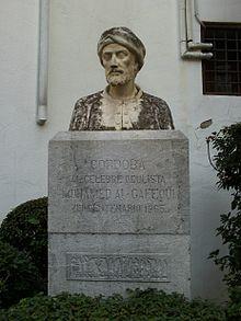 Al Gafiki líder sarraceno se dejó arrastrar por la ilusión de poder conquistar gran parte del antiguo territorio del Imperio Romano