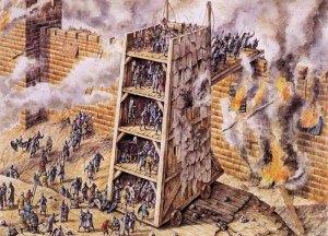 Ataque a las murallas (2)