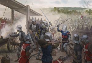 Ataque ingles