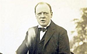 Churchill 1ª Guerra