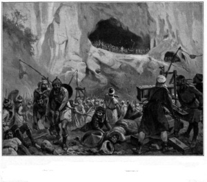 Defensa de Covadonga