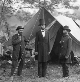 Abraham Lincoln. Presidente de los Estados Unidos que logró la abolicion de la esclavitud pero que fue asesinado antes de ver la reconstrucción del país.