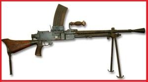 Ametralladora ligera tipo 96