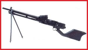 Ametralladora Tipo 11