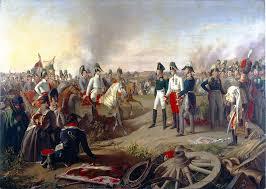 Declaración de victoria de los aliados el 19 de octubre de 1813. Peter Krafft