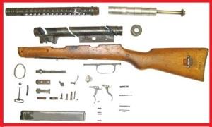 Despiece Beretta 38