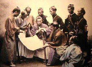 Satsuma_samurai_Battle