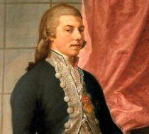 Manuel Godoy, ministro favorito de Carlos IV, dicen las malas lenguas que estaba liado con la mujer de este.