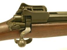 Detalle del cerrojo del fusil M1917.