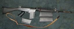 L1A1 versión británica del FN FAL.