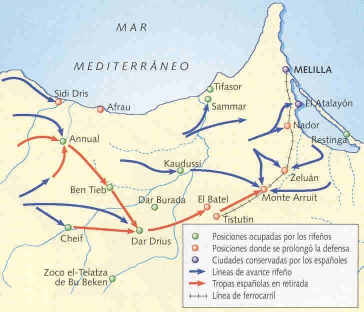 Misión: Tiempos de guerra Mapa1