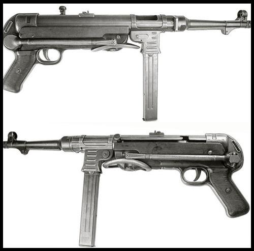 Armas de la infantería alemana durante la 2ª Guerra Mundial (1939 ...