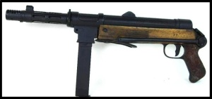 Z-45 de perfil.